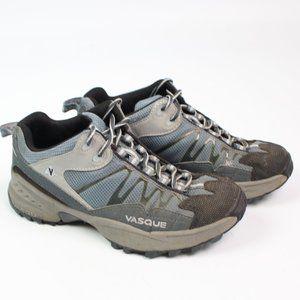 Vasque Constant Velocity trail running shoe blue